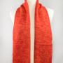 Tibetaanse wollen yak sjaal rood
