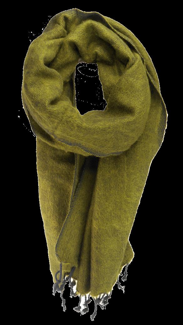 Yak Sjaal geel