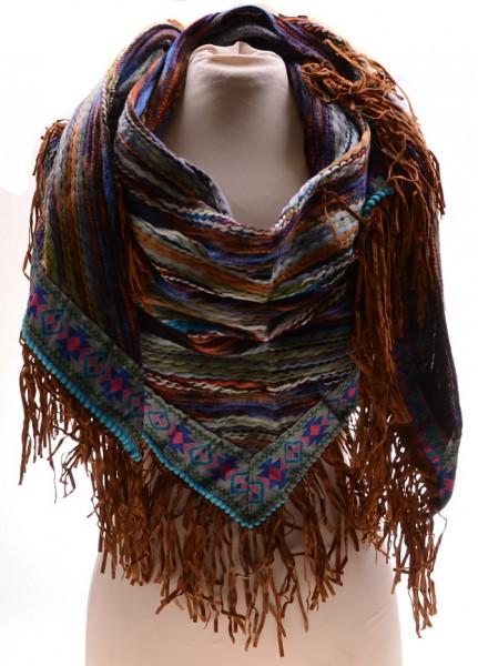Sjaal Ibiza Multi Color (192 x 70cm)