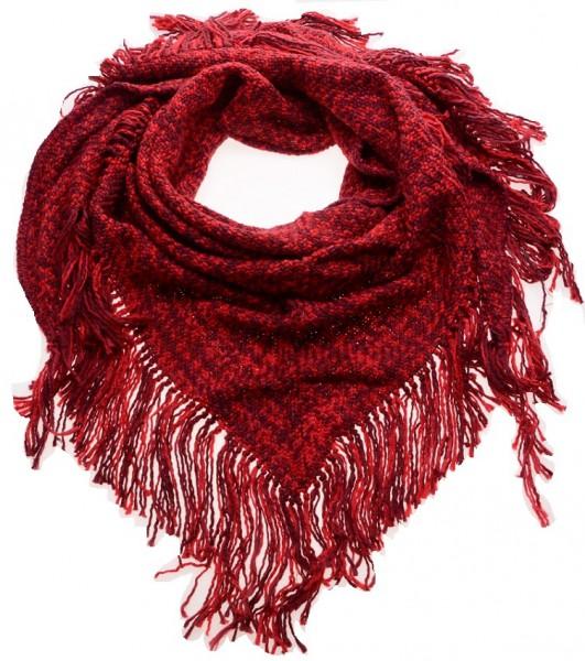 Sjaal Ibiza Rood ( 180 x 84 cm )