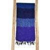 Omslagdoek Tibet Blauw Paars – online bestellen -Shawls4you 12