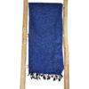 Omslagdoek Yak Wol Blauw – online bestellen -Shawls4you