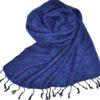 Omslagdoek Yak Wol Blauw - online bestellen -Shawls4you