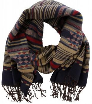 Sjaal Multi Kleur