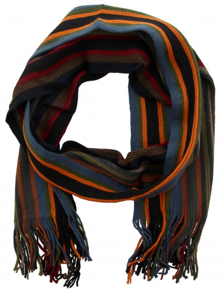 Sjaal Multi color