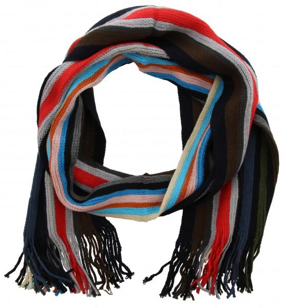 Sjaal Multi color4