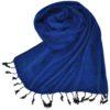 Omslagdoek Koningsblauw- online bestellen -Shawls4you