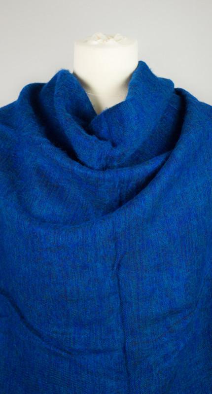 Tibetaanse Omslagdoek donker blauw