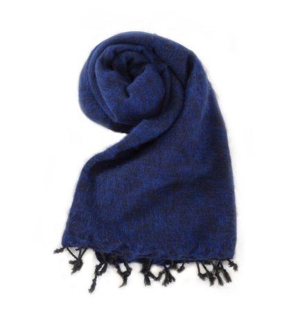 Nepal Omslagdoek Koningsblauw- online bestellen -Shawls4you_01