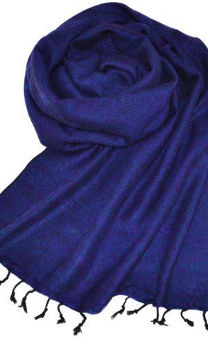 Nepal Omslagdoek Paars - online bestellen -Shawls4you