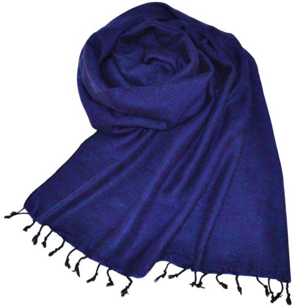 Nepal Omslagdoek Paars – online bestellen -Shawls4you