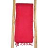 Nepal Omslagdoek Rood, Roze – online bestellen -Shawls4you.nl