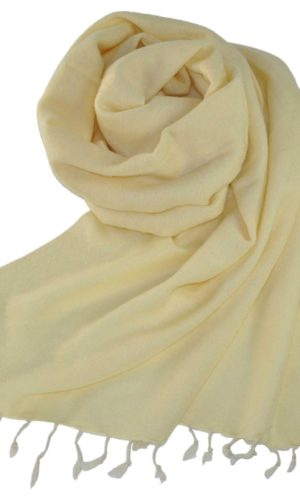 Stola Crème Wit - online bestellen -Shawls4you