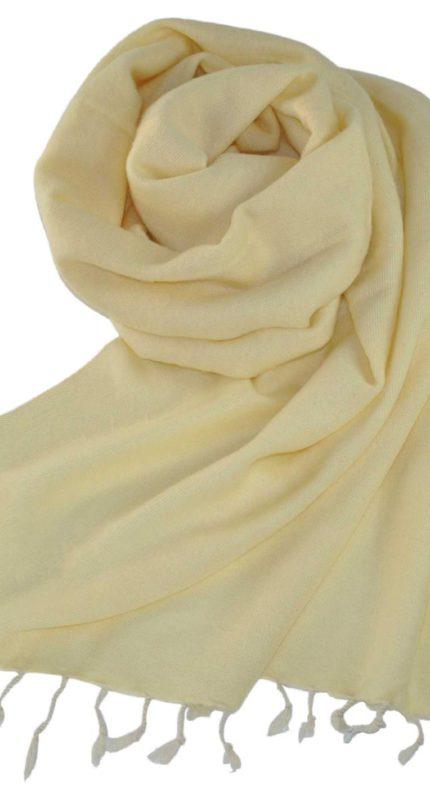 Stola Crème Wit – online bestellen -Shawls4you