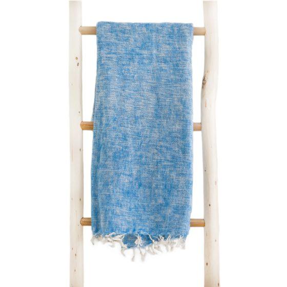 Nepal Omslagdoek Licht Blauw – Online Bestellen – Shawls4you.jpg