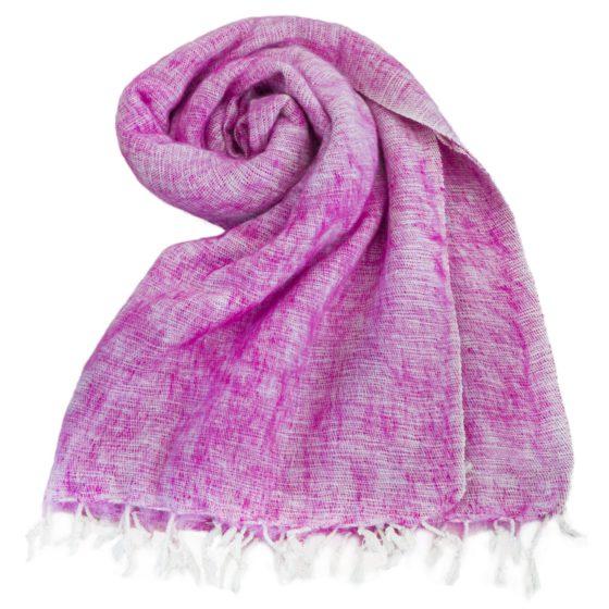 Nepal Deken Roze  – Online Bestellen – Shawls4you.jpg
