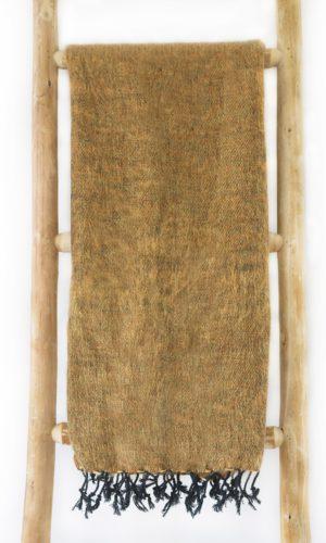 Nepal sjaal Bruin- Online Bestellen - Shawls4you.nl