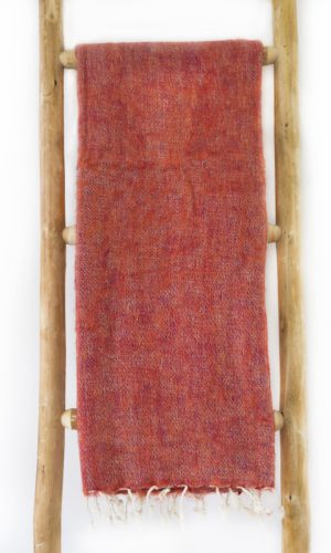 Nepal sjaal Warm Terra- Online Bestellen - Shawls4you.nl
