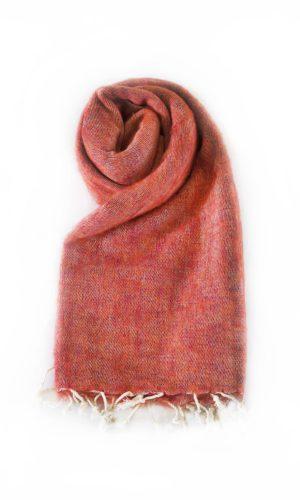 Omslagdoek Terra | Fairtrade | Nepal | online bestellen | shawls4you.nl