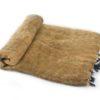 Nepal plaid Bruin- Online Bestellen - Shawls4you.nl