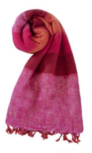Nepal Omslagdoek Rose - online bestellen -Shawls4you.nl