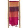 Nepal Omslagdoek Rose Oranje- online bestellen -Shawls4you.nl