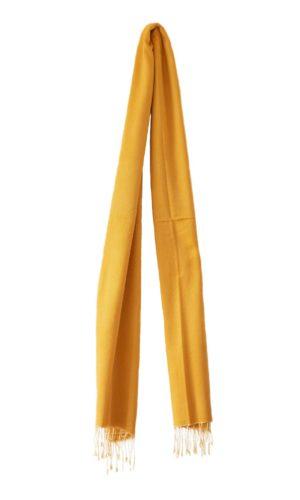 pashmina-Zonnig Oranje-190x90-cm