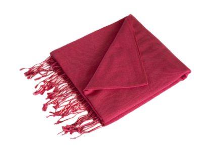 pashmina-koraal-rood-190×90-cm