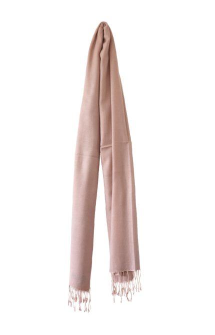 Pashmina-Pastel Rose-190×90-cm