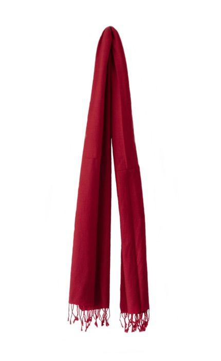 pashmina-warm-rood-190×90-cm