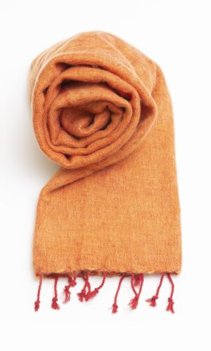 Perzik sjaal online kopen