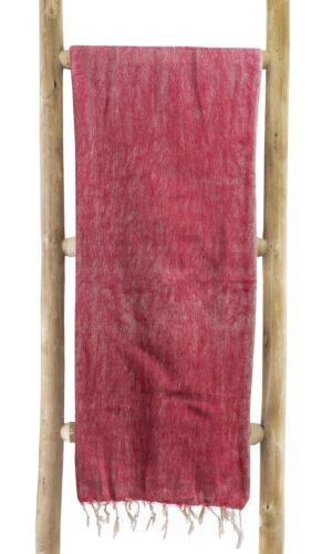 koraalrode sjaal online kopen